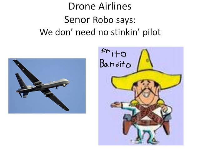 Drone Airlines